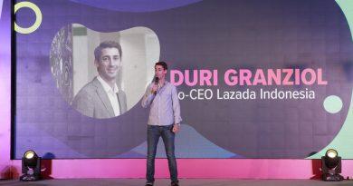 DURI GRANZIOL, CO-CEO LAZADA