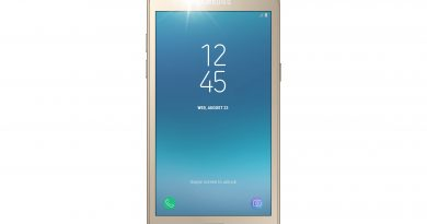 Samsung Galaxy J2 Pro - Front LED Flash Camera