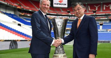 UEFA Europa League Final - Hankook Renewal Announcement
