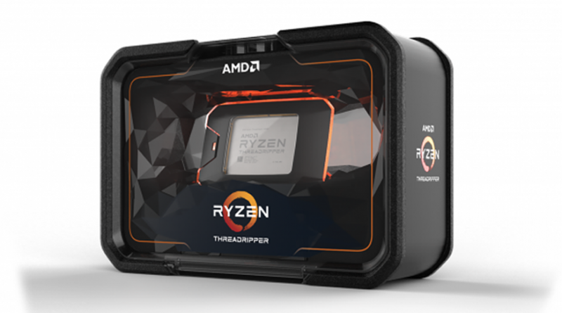 AMD Threadripper 2 Box