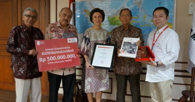 JD.ID Donasikan Rp 500 Juta untuk Korban Gempa Lombok - Foto 2