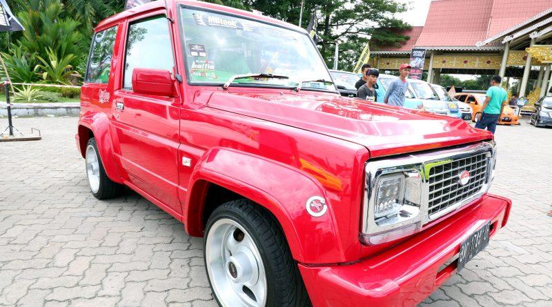 Juara 1 - Mobil Feroza