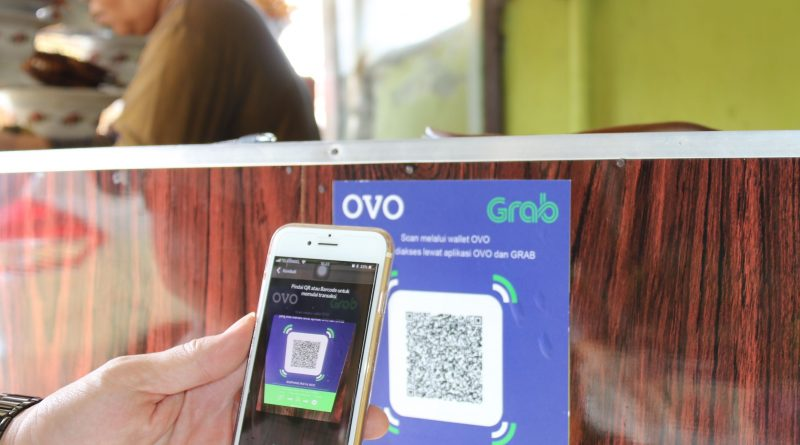 OVO QR code