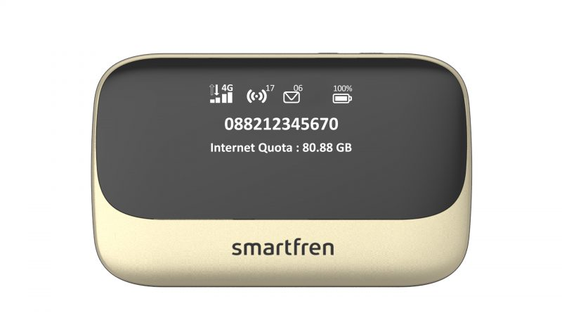 Smartfren Modem WiFi M6 copy