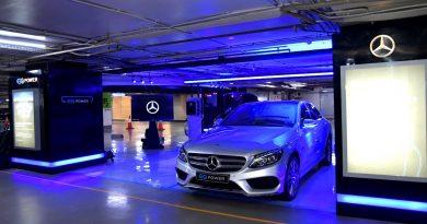 Mercedes-Benz EQ Power Charging Station di Plaza Indonesia (1)