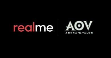 AOV & Realme