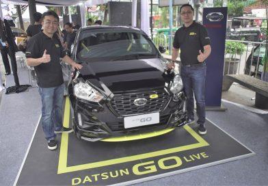 New Datsun GO Live Semakin Dekat dengan Pelanggan Bandung