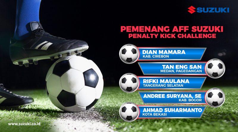 AFF Suzuki Penalty Kick Challenge
