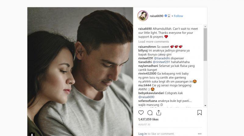 Ini Momen Terpopuler Instagram di Indonesia Sepanjang Tahun 2018
