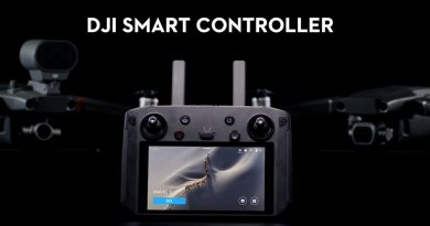 DJI Perkenalkan Remote Kontrol Cerdas dengan Layar Terintegrasi di CES 2019