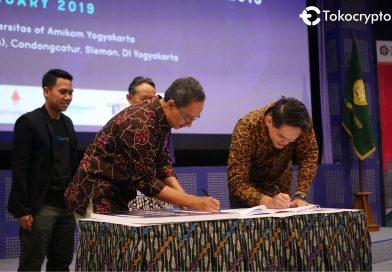 Tokocrypto Bersama Universitas AMIKOM Yogyakarta Luncurkan POJOK KRIPTO