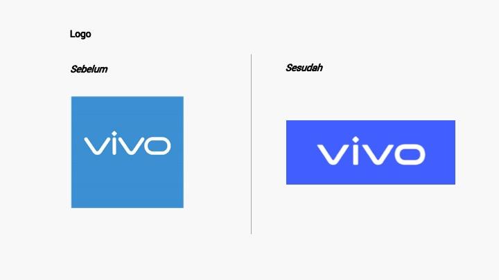 Vivo Perkenalkan Logo Baru
