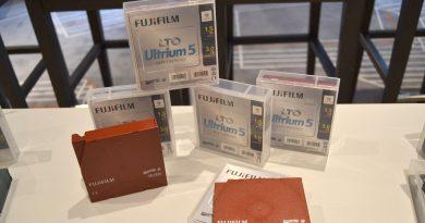 Fujifilm dan Harrisma Kerja Sama Pasarkan Fujifilm LTO Ultrium Data Cartridge  di Indonesia