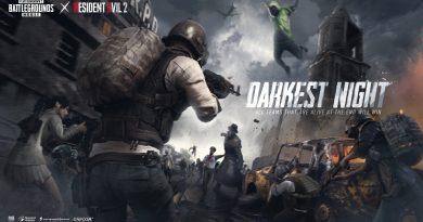 PUBGM New Version Darkest Night