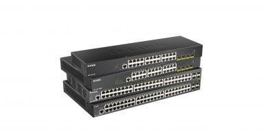 DGS-1250 Series Smart Managed Switches