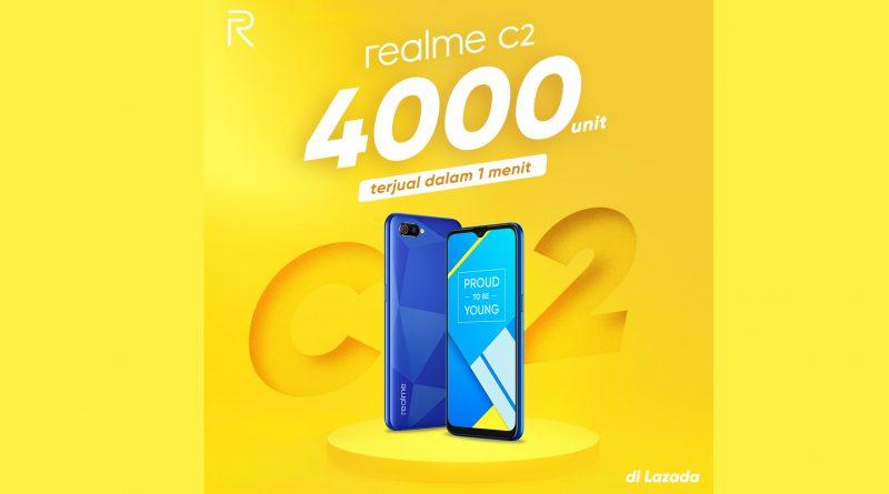 Realme C2 Ramadan Gokil Sale Lazada