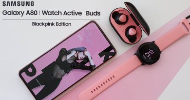 Samsung Galaxy A80 Edisi Spesial Blackpink - Lisa