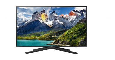 Samsung Super Smart TV_Produk 1