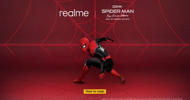 realme Spider-Man Far From Home