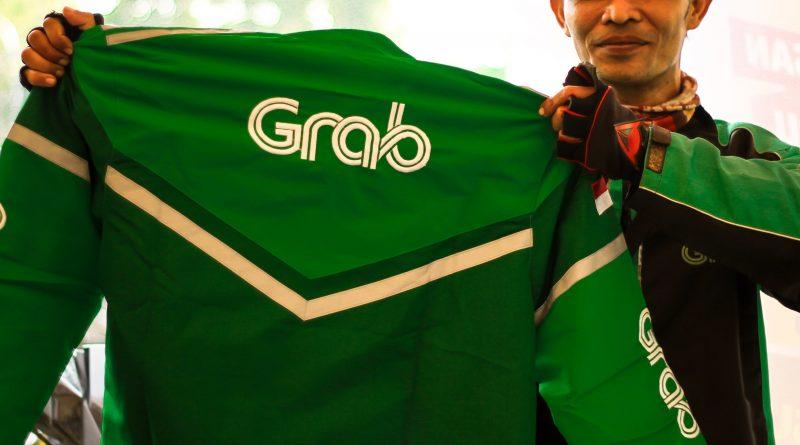 Jaket Baru GrabBike 2