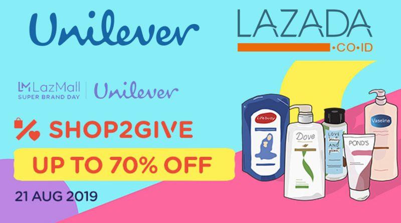 Lazada Unilever Super Brand Day