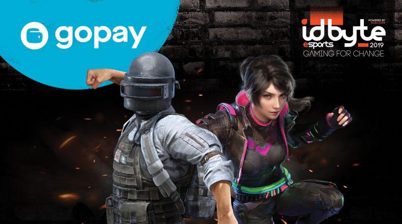 GoPay Hadir di IDByte Esports 2019 (2)