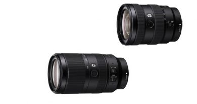 Sony lensa