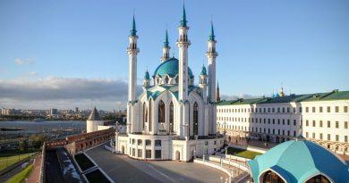 kazan masjid