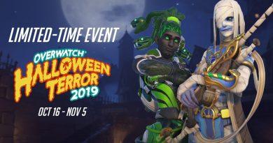 Halloween Terror 2019 akan diluncurkan di Nintendo Switch, PC, Xbox One dan PS4