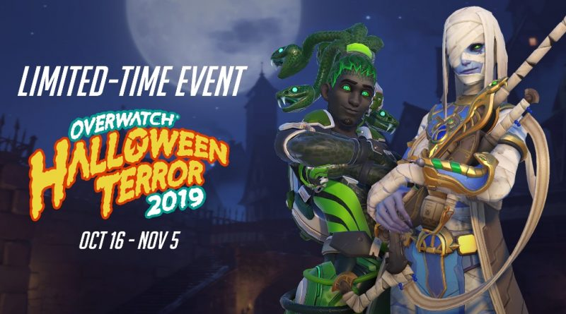 Halloween Terror 2019 akan diluncurkan di Nintendo Switch, PC, Xbox One dan PS4