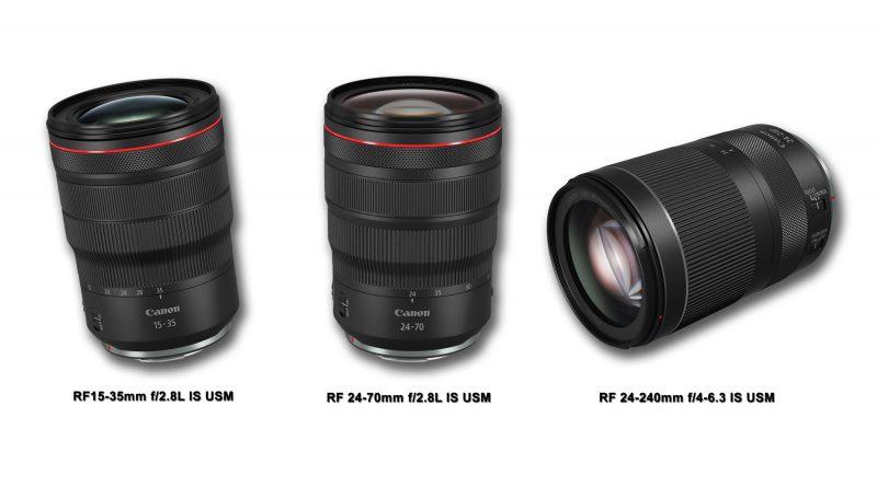 RF Lens Series