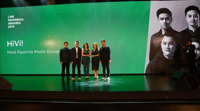 LINE Indonesia Award 2019