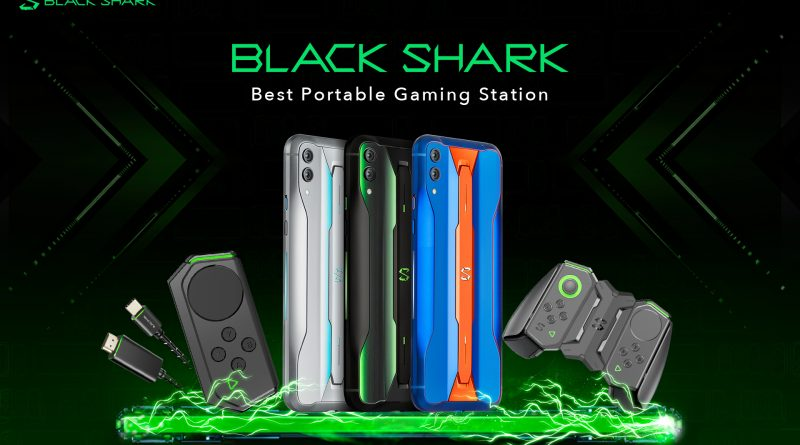 Black Shark 2 Pro_All models_with accessories