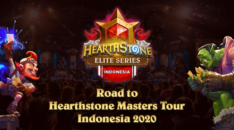 Hearthstone Elite Series Road to Masters Tour