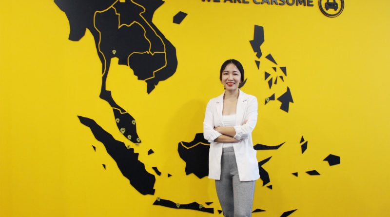 Juliet Zhu, Chief Financial Officer, Carsome (Large)