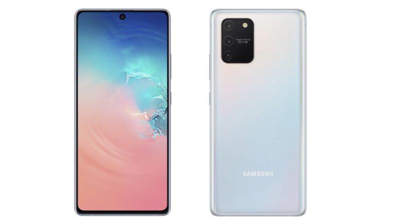 Samsung S10Lite