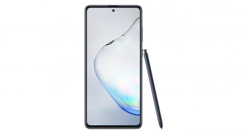 Note10 with pen