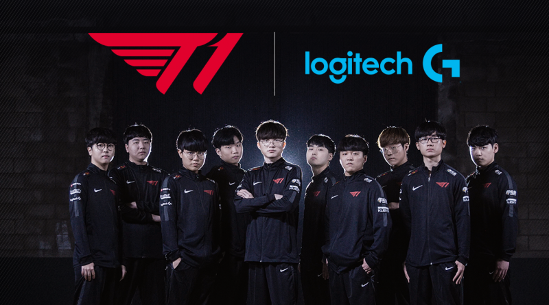 T1 and Logitech announcement