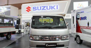 Suzuki New Carry Pick-Up Berkontribusi dalam Pemulihan Ekonomi Indonesia