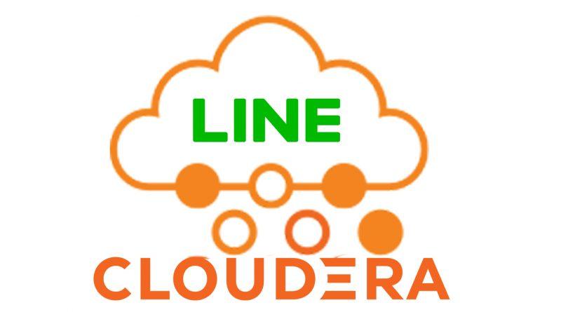 CLoudera LINE