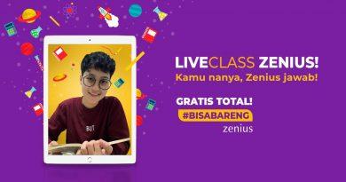 Live Class Zenius