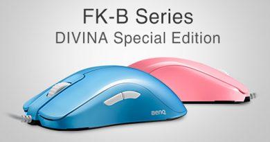 BenQ DIVINA FK-B