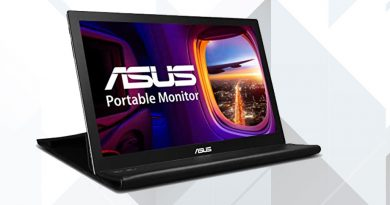 Monitor portabel Asus