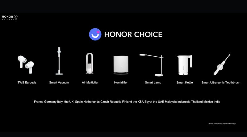 Honor Choice_honor