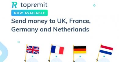 Topremit UK & Europe