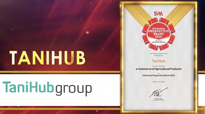 TaniHub Group IOB Award 2020 - 1