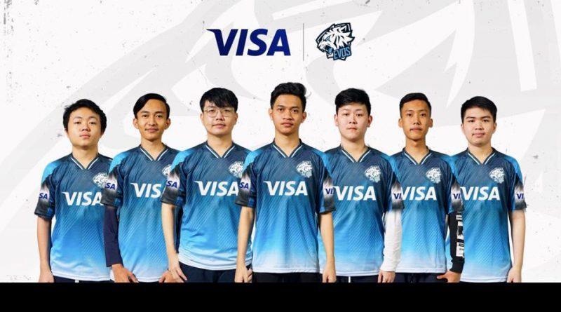 EVOS X Visa