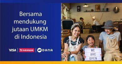 Visa dan DANA