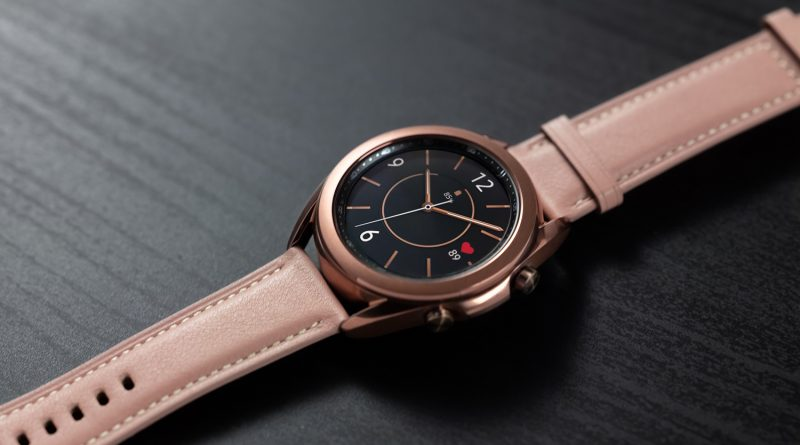 Samsung Galaxy Watch3 - Photo (3)