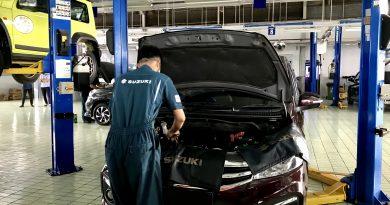 Suzuki - Garansi Resmi 2